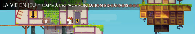 jeux videos, espace fondation edf, 10e art, snake, mario bross, pokemon go, sim city, developpement cognitif, interactivite, candy crush, okami, zelda, jean zeid, vidéoludique, numerique, realite virt