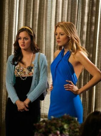 Mode et séries télé gossip girl