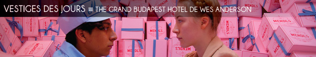 Critique : The Grand Budapest Hotel de Wes Anderson, au cin�ma le 26 f�vrier 2014