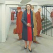 Exposition : Real/surreal au Whitney Museum of Modern Art, à New York, jusqu`au 12 février 2012.