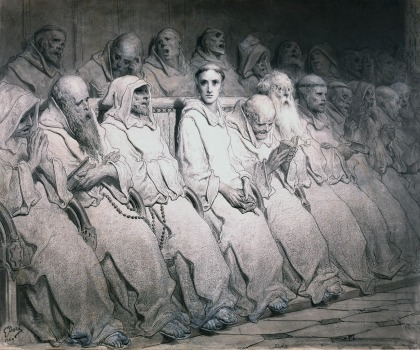 Gustave doré, exposition, musée d`orsay, paris, l`imaginaire au pouvoir, expo, gravue, peinture, sculpture, le chat potté, artiste, illustration, influence, bible, dante, perrault, poe, rabelais, hugo, gustave, doré, imaginaire, pouvoir, expo, critique, biographie, analyse, conte, contes, orsay
