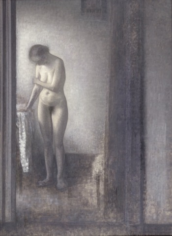 Vilhelm Hammershi, Hammershoi, staten museum for Kunst, musée, exposition, peinture, Hammershi and Europe, portrait, Danemark, peintre, artiste