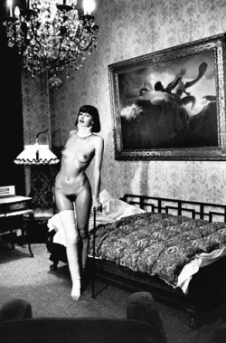 Helmut Newton, Helmut Newton Foundation, Berlin, exposition,  r�trospective, Sumo, taschen, photo, photographie, photographies, June  Newton, Alice Springs, Matthias Harder, Vogue, mode, fashion
