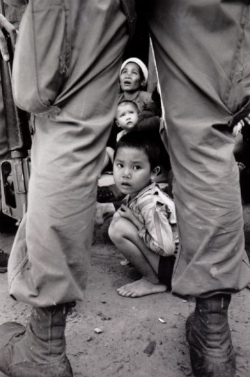 Henri Huet, exposition, rétrospective, Vietnam, photographie, photographe, photographe de guerre, photoreporter, photojournalisme, guerre, associated press, AP, UPI, agence, Isabel Elssen