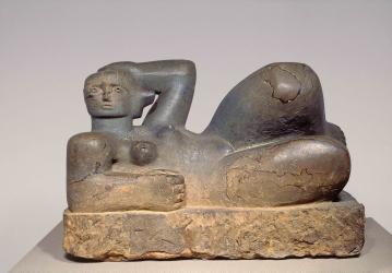 sculpture, dessin, Henry Moore, primitif, psychanalyse, surréaliste, matière, guerre, exposition, Tate, Londres, inclining figure, angoisse, sexualité, bronze, pierre, war art