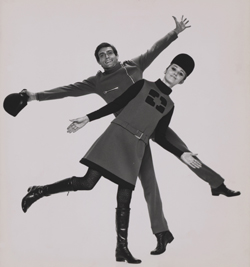 High sixties fashion,