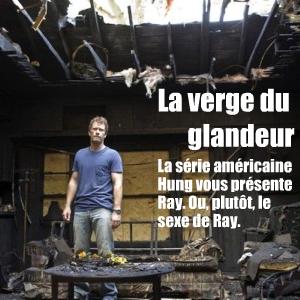 La nouvelle série Hung, diffusée sur HBO aux tats-Unis, met en scène la reconversion d`un professeur d`histoire... en gigolo.