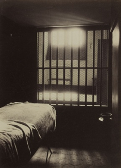Exposition, musée, carnavalet, l`impossible photographie, photos, photo, photographie, prison, détention, prisons parisiennes, histoire, prisons, prison de la santé, instantanés, clichés