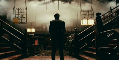 Inception, Christopher Nolan, Leonardo Di Caprio, film, science-fiction, rêve, manipulation