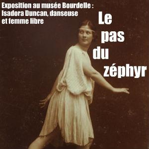 Le musée de sculpture, à Paris, suit les traces de la danseuse et chorégraphe américaine Isadora Duncan, française d`adoption qui a révolutionné l`approche de la danse.