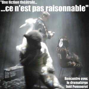 Rencontre avec le dramaturge et metteur en scène Joël Pommerat, alors que sa nouvelle pièce, Ma Chambre froide, se joue au Théâtre de l`Odéon, à Paris.