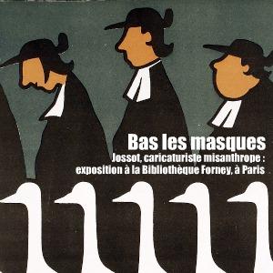 Exposition : Jossot - Caricatures, de la révolte à la fuite en Orient, à la Bibliothèque Forney, à Paris, jusqu`au 18 juin 2011.
