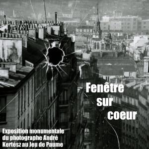 Exposition : André Kertész au Jeu de Paume, à Paris, jusqu`au 6 février 2011.