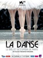 La danse documentaire de Frederick Wiseman ballet de l`opéra de Paris film