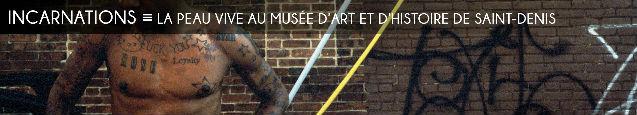 frederic nauczyciel, la peau vive, musee d`art et d`histoire de saint-denis, voguing, transgenre, tatouages, danse, performance