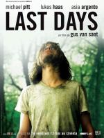 Last days Gus van sant analyse critique séquences séquentielle michael pitt kurt cobain blake créateur créature cinéma étude sacré