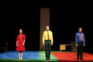 l`augmentation, George Perec, théâtre de la boderie, Guichet Montparnasse, Oulipo