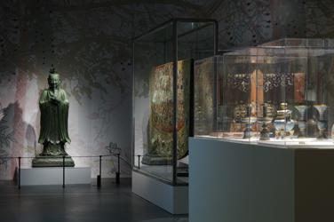 La voie du tao, un autre chemin de l`être, galeries nationales du grand palais, exposition, taosme, Catherine Delacour, Musée Guimet, paysage, Lao-Tzeu, Tao-Tê-King, alchimie extérieure