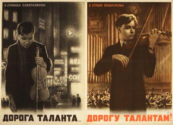 lenine, staline, musique, cité de la musique, exposition, parcours, histoire, russie, URSS, compositeurs, choeur, choeurs, armée, armée rouge