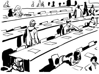 les autres gens, autres gens, LAG, Dupuis, salon du livre, dédicace, galerie, galerie des arts graphiques, bande dessinée, interview, thomas cadène, rencontre, analyse, critique, dessin, dessins, gens