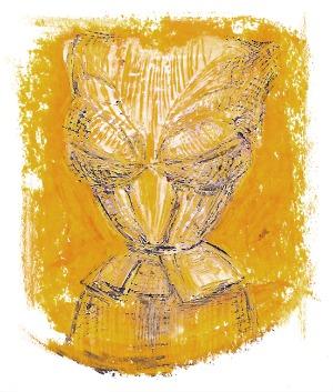 madame grès, grès, bourdelle, musée bourdelle, couture, couture à l`oeuvre, exposition, rétrosepctive, vie, oeuvre, biographie, interview, entretien, propos, citation, alix, krebs, sculpture, dessin