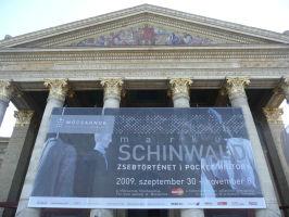 Mucsarnok / Kunsthalle Markus Schinwald Pocket history Histoire de poche corps Budapest Hongrie
