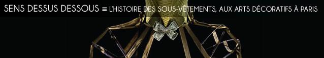 Exposition : La Mécanique des dessous au Musée des Arts décoratifs, à Paris
