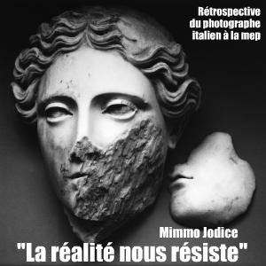 Exposition : Mimmo Jodice, 1960-2010, à la Maison européenne de la photographie de Paris, jusqu`au 13 juin 2010.