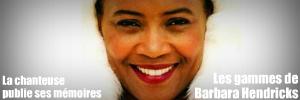 Ouvrage : Ma Voie, par Barbara Hendricks aux �ditions Les Ar�nes