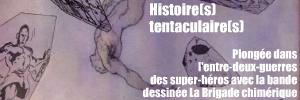 Bande dessin�e : La Brigade chim�rique de Serge Lehman, Fabrice Colin et St�phane Gess