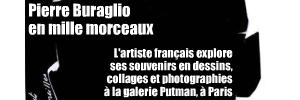 Exposition : Pierre Buraglio - J1 � la galerie Putman, � Paris, jusqu`au 24 juillet 2010.