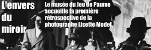 Exposition : Lisette Model au musée du Jeu de Paume, jusqu`au 6 juin 2010.