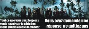Après six saisons, la série télévisée Lost s`est achevé le 22 mai dernier.