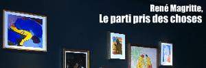 Visite guid�e du mus�e Magritte, � Bruxelles.
