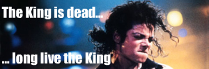 Michael Jackson est mort. Hommage
