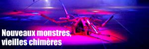 L`exposition `Nouveaux Monstres` à la Gare Saint-Sauveur à Lille présente quinze installations monstrueuses