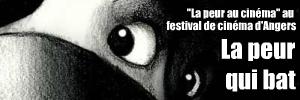 Le festival de cinéma européen Premiers plans, à Angers, consacre une rétrospective à la peur au cinéma.
