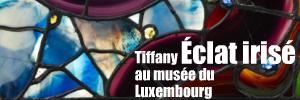 Le musée parisien accueille les vitraux, lampes-libellules et vases-fleurs d`un des grands maîtres du verre teinté.