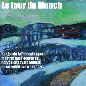Exposition : Edvard Munch ou l`anti cri à la Pinacothèque de Paris jusqu`au 18 juillet 2010
