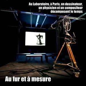 Exposition : La Négation du temps [Prologue] au Laboratoire, à Paris, jusqu`au 26 juin 2011.