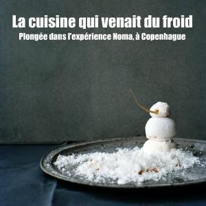 Livre : Noma, le temps et l`espace dans la cuisine nordique, chez Phadon.