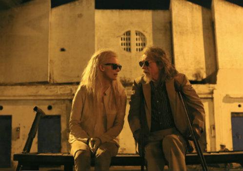Only lovers left alive, Jim Jarmusch, film, cinéma, festival de cannes, vampires, musique, Tilda Swinton, Tom Hiddleston, Adam, Eve, Christopher Marlowe, John Hurt, amour
