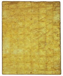 or, art contemporain, rauschenberg, klein, keller, panchounette, fabre, flammarion, anne-marie charbonneaux, gérard-georges lemaire, l`or dans l`art contemporain, livre, analyse, histoire, doré