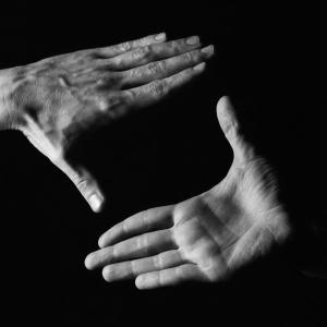 `Aujourd`hui à deux mains`, installation de la chorégraphe Pascale Houbin au CND
