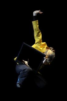 pavlova, mathilde monnier, la mort du cygne, pavolva 2`23``, danse, chorégraphie, création, théâtre de la ville, montpellier danse, photo, photos, photographie, anna pavlova, saint-saens