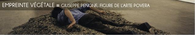 Livre : Giuseppe Penone, le regard tactile aux éditions La Bibliothèque des arts
