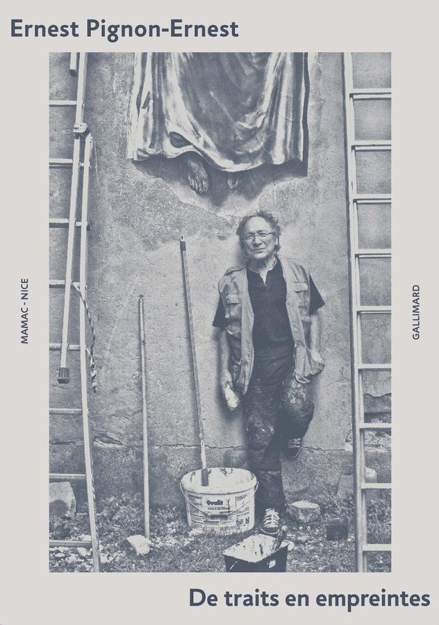 Ernest Pignon-Ernest, uvres en contexte, uvres in situ, street art, collages, affiches, mur, artiste engagé, boîte dartiste, De traits en empreintes, Gallimard, Caravage, Sfar, Wolinski, Tardi