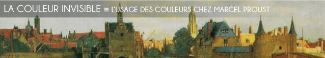 Dossier Couleurs : Le `petit pan de mur jaune` de Marcel Proust - Analyse par Davide Vago