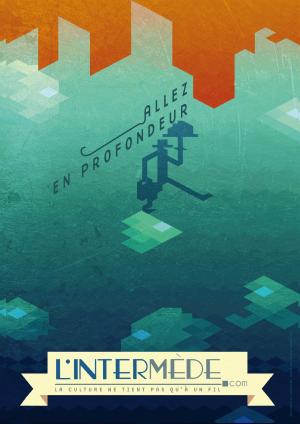Publicité L`Intermède - Par Guillaume Jamet