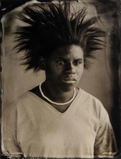 quinn jacobson, photographie, noir et blanc, photographe, Etats-unis, collodion humide, portraits, benoit boucherot, documentaire, centre iris pour la photographie, DVD